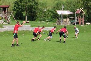 1. Trainingsmatch