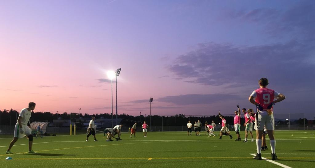 2. Testspiel & Praxisteil der Ref-Ausbildung